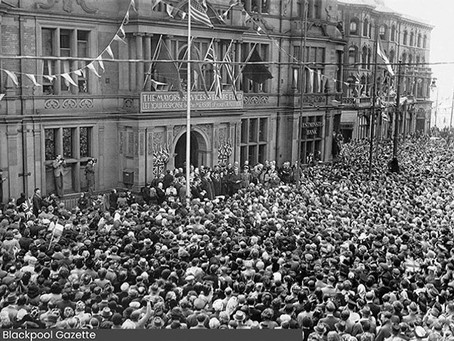 Reflections on VE Day 75