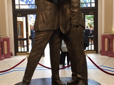 Morecambe & Wise: Part of Blackpool's Theatrical Heritage