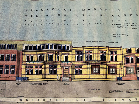 Blackpool Masonic Hall – a history of the building: Part One
