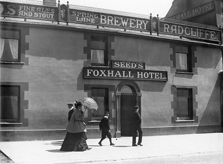 A Terrible Tragedy: Murder at the Foxhall Hotel