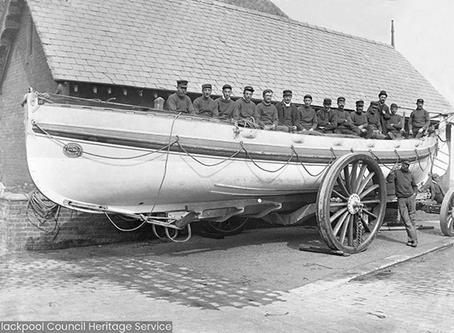 Blackpool Lifeboat: The Ladies and Reverend Gentlemen
