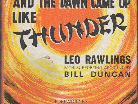 And the Dawn Came up Like Thunder