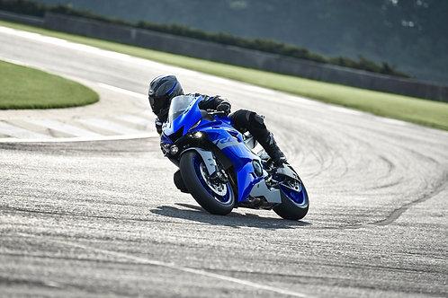 Yamaha R6 6 day hire voucher