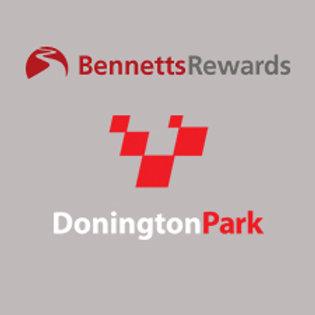 Bennetts Rewards Bike Hire Donington Park 8th September 2021