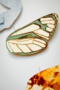 """""""Wings"""" detail"""