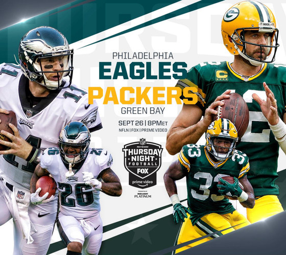 #3OVERALL ** Top 5 NFL **Top 7 NCAAF DOCUMENTED WINNERS ** EAGLES at PACKERS ** FREE BELOW