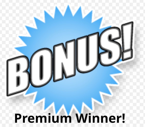 BONUS TO OUR LOYAL FOLLOWERS! Text 954-303-7576 NOW! You will receive via text tonight's FRIDAY PREM