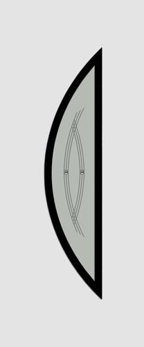 Gronau Glas 1 DS221 fekete minta