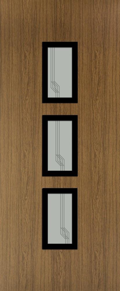 Friedberg Dió Glas 3 DS240 fekete minta