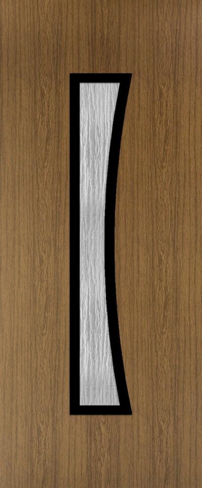 Kassel Dió Glas 1 fehér fatörzs fekete minta