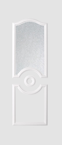 Würzburg Glas 1 fehér matt delta
