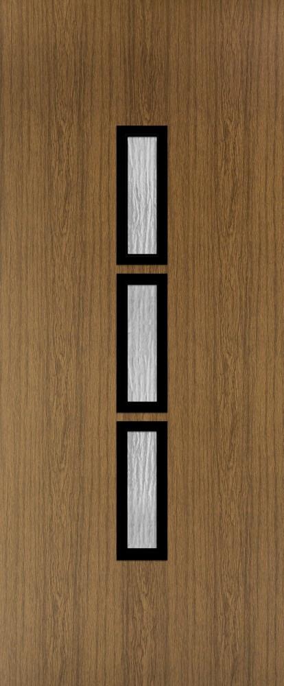 Bayern Dió Glas 3 fehér fatörzs fekete minta