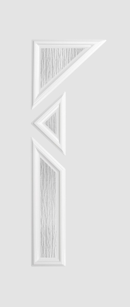 Bendorf Glas 3 fehér fatörzs minta