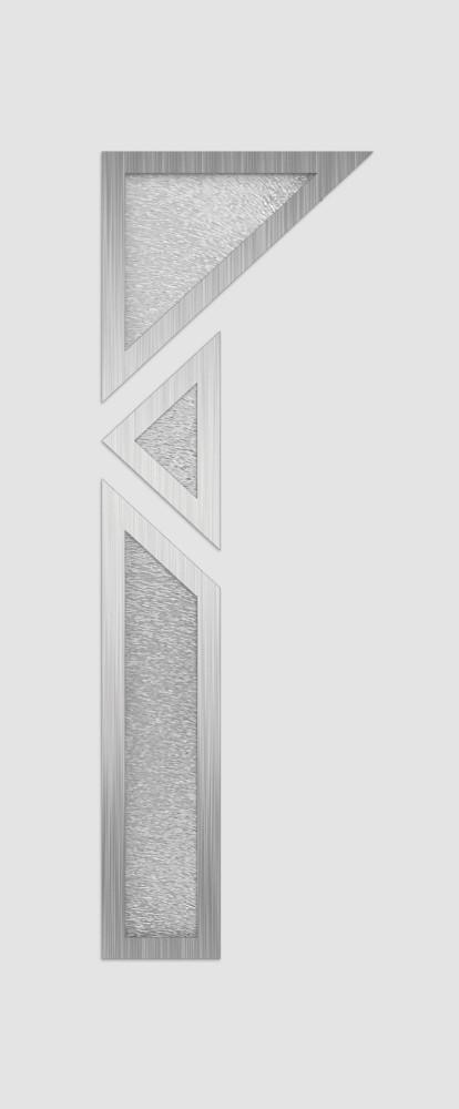 Bendorf Glas 3 csincsilla alu. minta