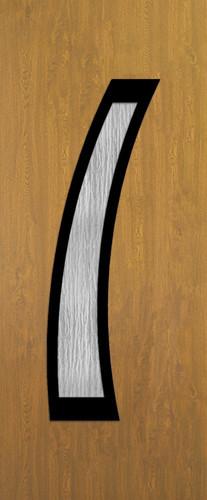 Mainz Aranytölgy Glas 1 fehér fatörzs fekete minta