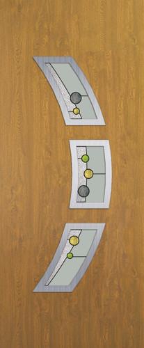 Lövenberg Aranytölgy Glas 3 DS236 alu. minta