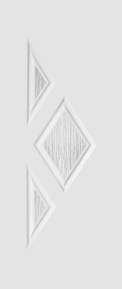 Potsdam Glas 3 fehér fatörzs