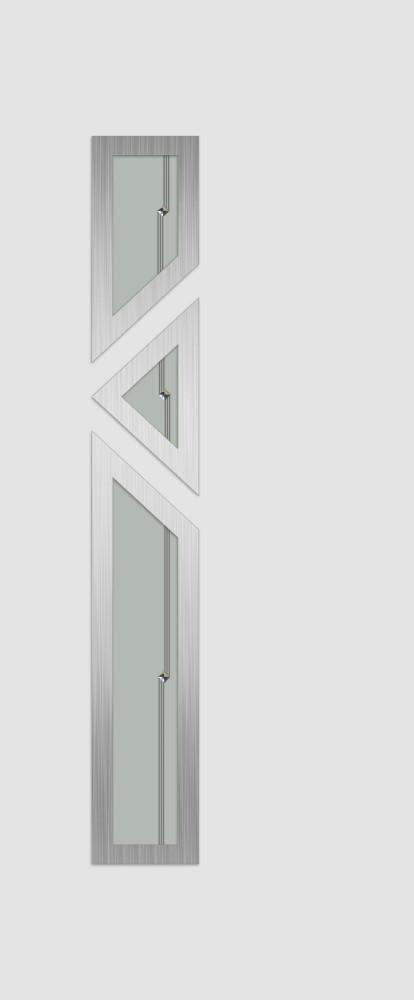 Bendorf OP Glas 3 DS230 alu. minta