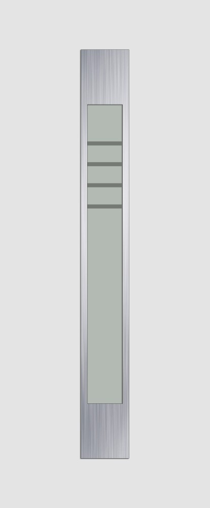 Triberg Glas 1 DS154 alu. minta