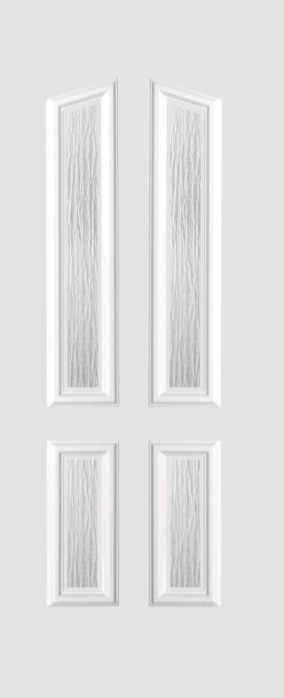 Hof Glas 4 fehér fatörzs