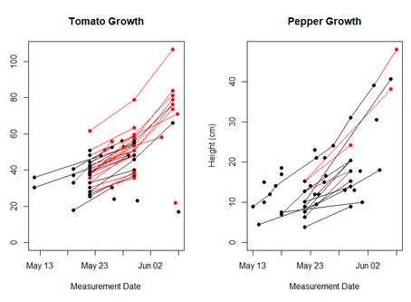 New Data: Plant Growth