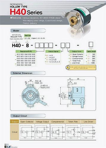 Kwangwoo KH30-8-0600ZC Encoder