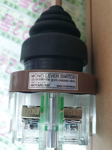Hanyoung Nux Mono Lever Switch LEL-02-2