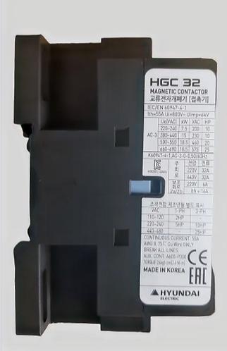 Hyundai Electric HGC32-22NS-X230
