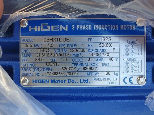 Higen Motor I08HX1DUBT
