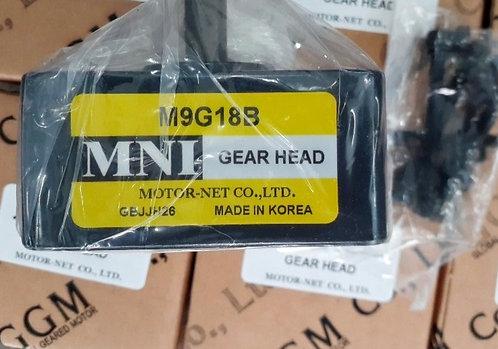 Motor-Net Gear Head M9G18B