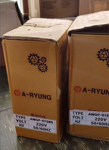 Aryung Oil Lubrication pumps AMGP-01NS-T1.8