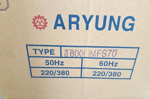 Aryung Coolant Pump ACP-1800-HMFS-70
