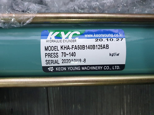 Keonyoung Machinery Cylinder KHA-FA50B140B125AB