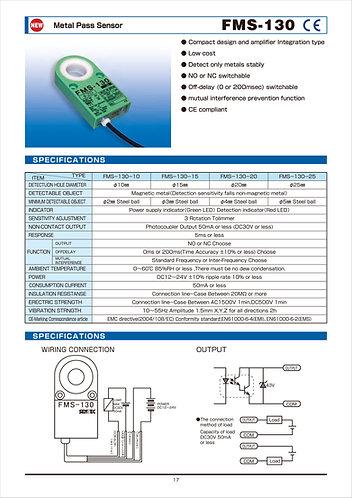 Sentec  Sensor FMS-130-20