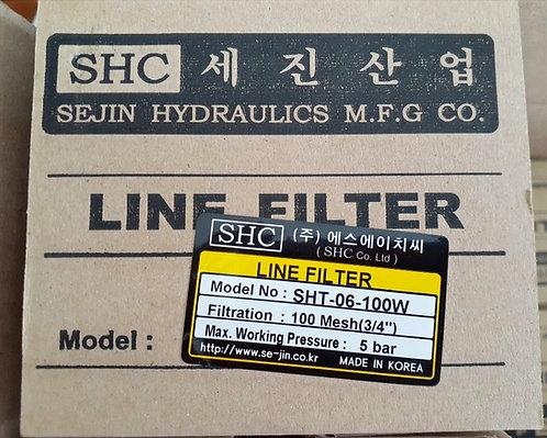 SHC FILTER SHT-06-100W