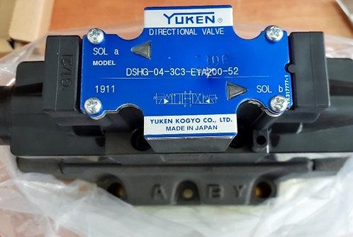 Yuken Directional Valve DSHG-04-3C3-ET-A100-52