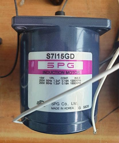 SPG Servo Motor S7I15GD