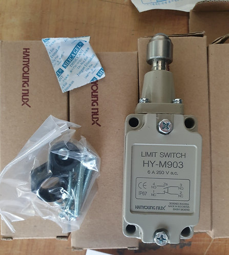 Hanyoung Nux Limit Switch HY-M903