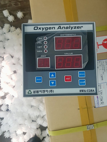 SAMWON ENG OXYGEN ANALYZER  SWA-C28A