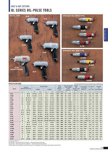 Uryu Impulse Wrench UL70