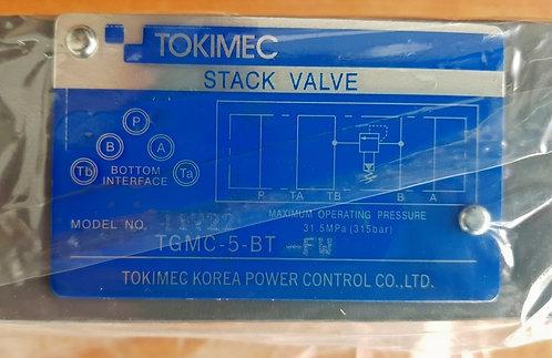 Tokimec Modular Valve TGMC-5-BT-FW