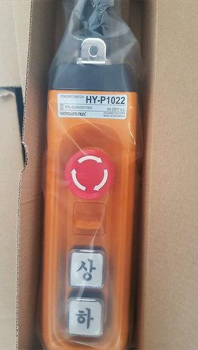 Hanyoung Nux Hoist Switch HY-P1022SB(ex.HY-1022SB)