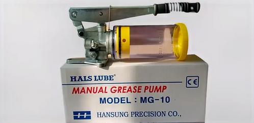 Hansung Precision Co Manual Grease Pump MG-10