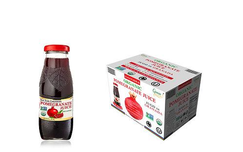 Organic Pomegranate Juice 12 x 6.8 Fl.Oz (200 ml)