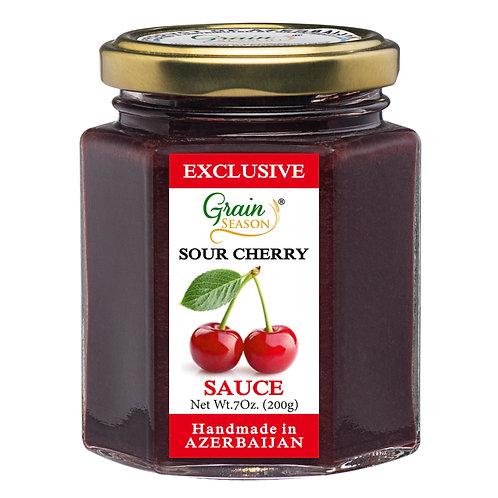 Sour Cherry Sauce
