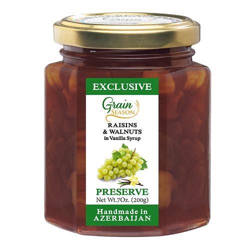 Raisins & Walnut Preserve