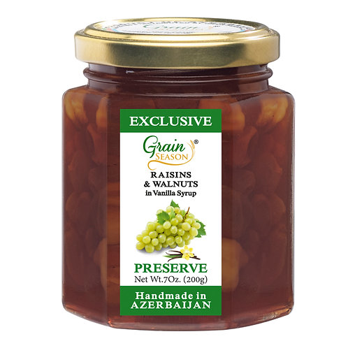 Raisins & Walnut Preserve