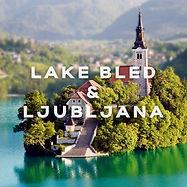 Day-trip to Slovenia, Lake Bled & Ljubljana from Zagreb