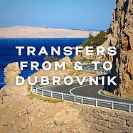 Private transfers Dubrovnik