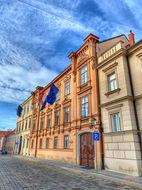 Croatian Parliament Zagreb